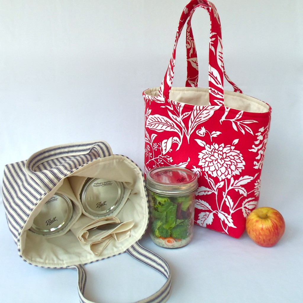 Jars to Go Bags